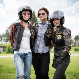 Ladies of  Harley 2018